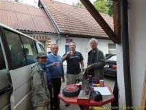 Vorbereitungen Turnier 2012